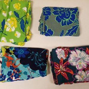 Leggings Floral Print Fits Size:18, 20, 22, 24,26